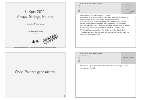 Hartwork Blog · Customizing LaTeX beamer note pages